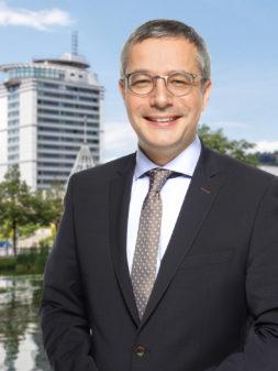 Oberbürgermeister André Knapp
